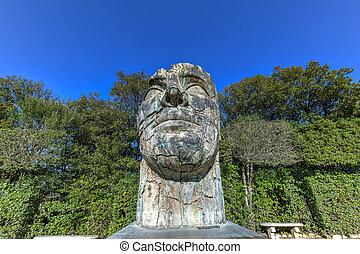 Boboli Gardens - Florence, Italy - The?Boboli Gardens is a...