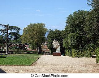 Boboli Gardens - Florence, Tuscany, Italy