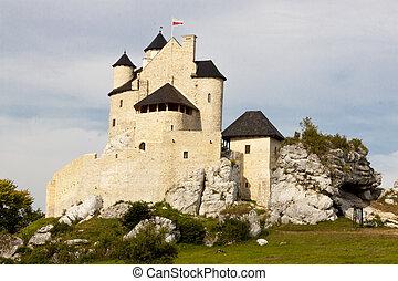 Bobolice - Old castle.