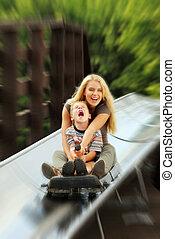 bobsleigh, course