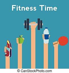 bobybuilding, training, workout, leute, athletische, turnhalle, piktogramm, turnhalle, zeichen, gesunde, mann, symbol, übung, ikone
