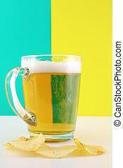 Bocal of beer