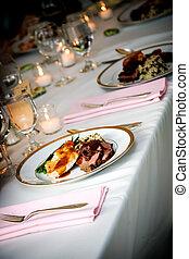 boda, alimento