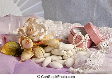 boda, favores