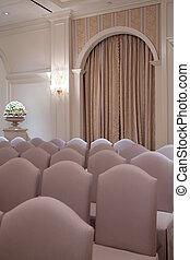 boda, lugar