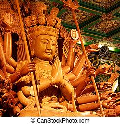 bodhisattva image of buddha chinese ancient art