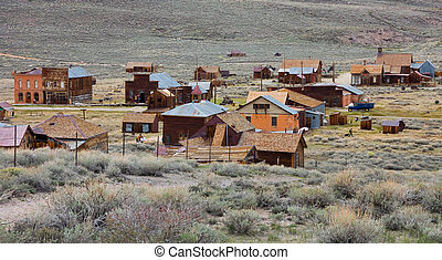 bodie, (ghost, town)