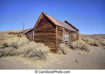 Bodie, Ghost town, California
