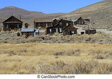 bodie, pueblo fantasma, california