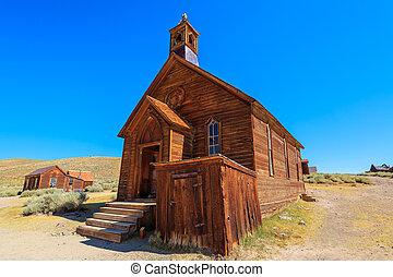 Bodie Town Methodist Church