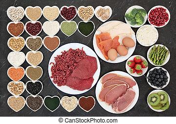 Body Building Health Food