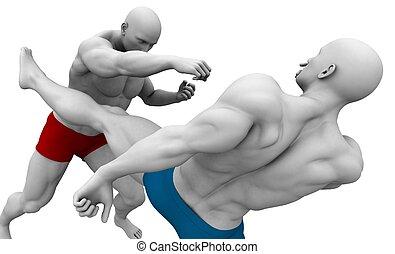 Body Combat Classes