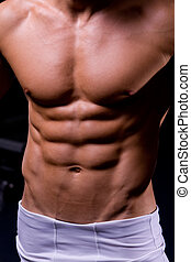 Body - Man body
