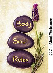 body, soul, relax