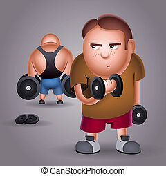 Bodybuilder - Beginner bodybuilder trying to get bigger
