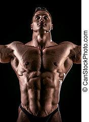 bodybuilder, glória