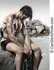 bodybuilder, passen