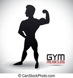 bodybuilding design
