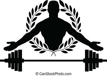 bodybuilding, glorie