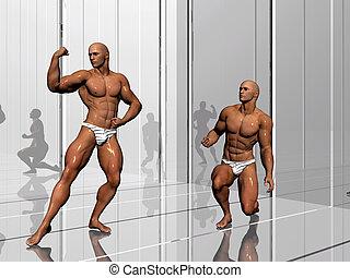 bodybuilding, lifestyle.