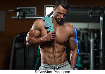 bodybuilding, voeding, zijn, best, oefening