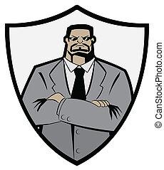 bodyguard, garanti