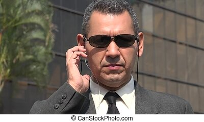 Bodyguard Or Security Officer