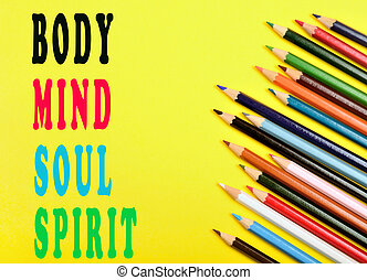 Body,mind,soul,spirit