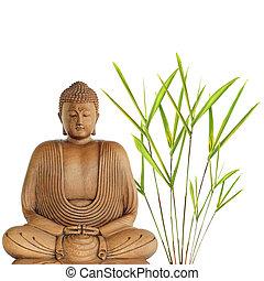boeddha, vrede
