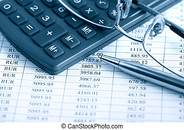 boekhouding, gereedschap