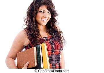 boekjes , jonge, student