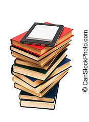 boekjes , lezer