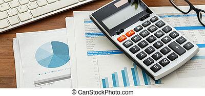 bogholderi, finansielle