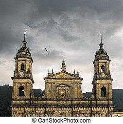 bogota, kathedraal, colombia, primaat
