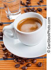 bohnenkaffee, expresso