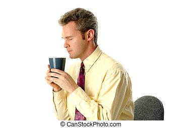 bohnenkaffee, morgen