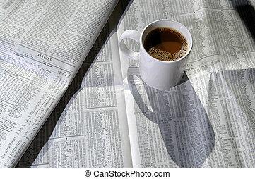 bohnenkaffee, und, bestandstabelle, 1