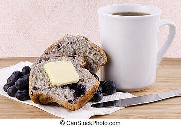 bohnenkaffee, und, muffin