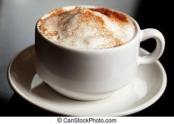 bohnenkaffee, zimt
