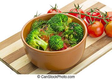 Boiled Brokoli