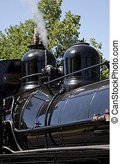 Boiler Domes, Steam Locomotive