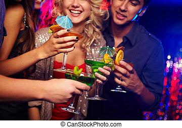 boire, cocktails