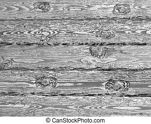 bois, arrière-plan., vecteur, texture, illustration
