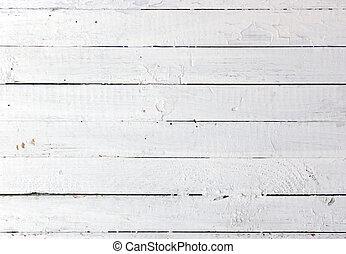 bois, blanc, planche