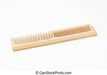 bois, blanc, rake-comb