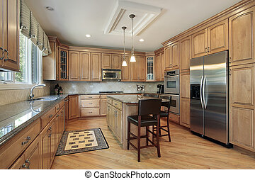 bois, cabinetry, cuisine
