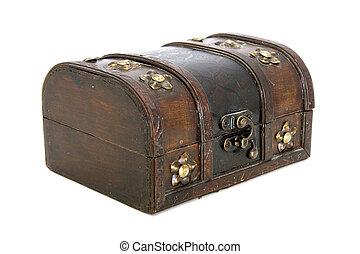 bois, cercueil
