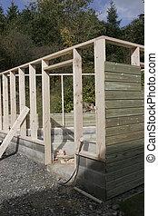 bois, construction