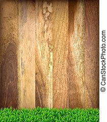 bois, grass., vert, conseils