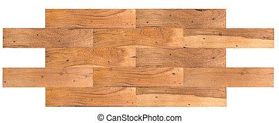 bois, joint, vieux, planches, panneau